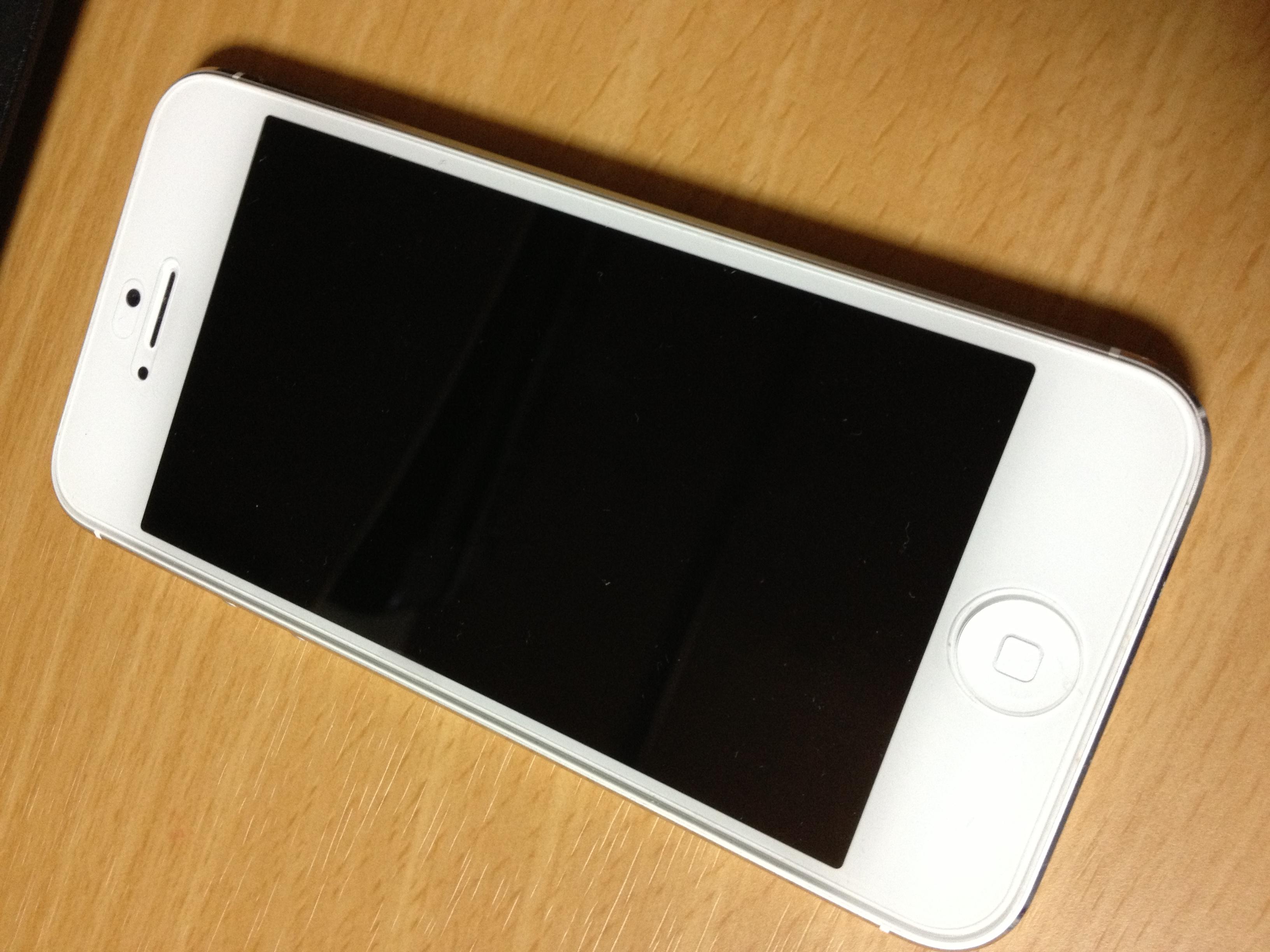 iPhone5修理
