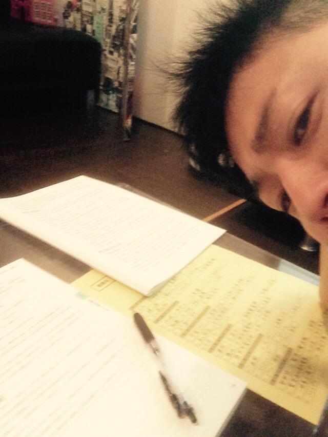 勉強の夏。