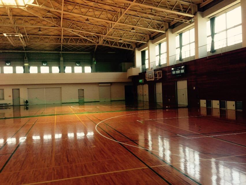 柏原市立体育館