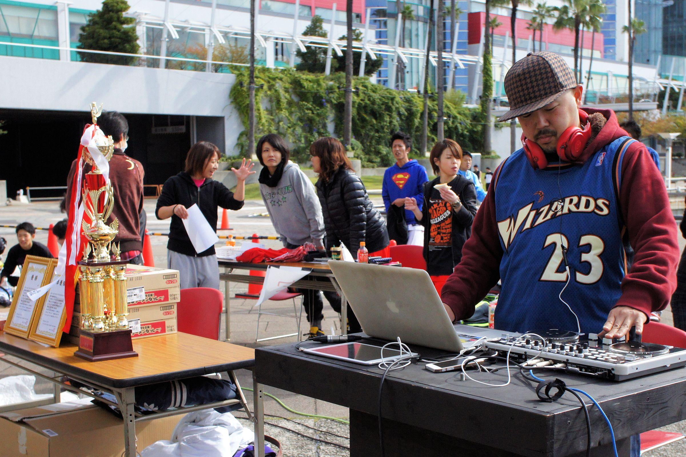 DJ KOUICHI