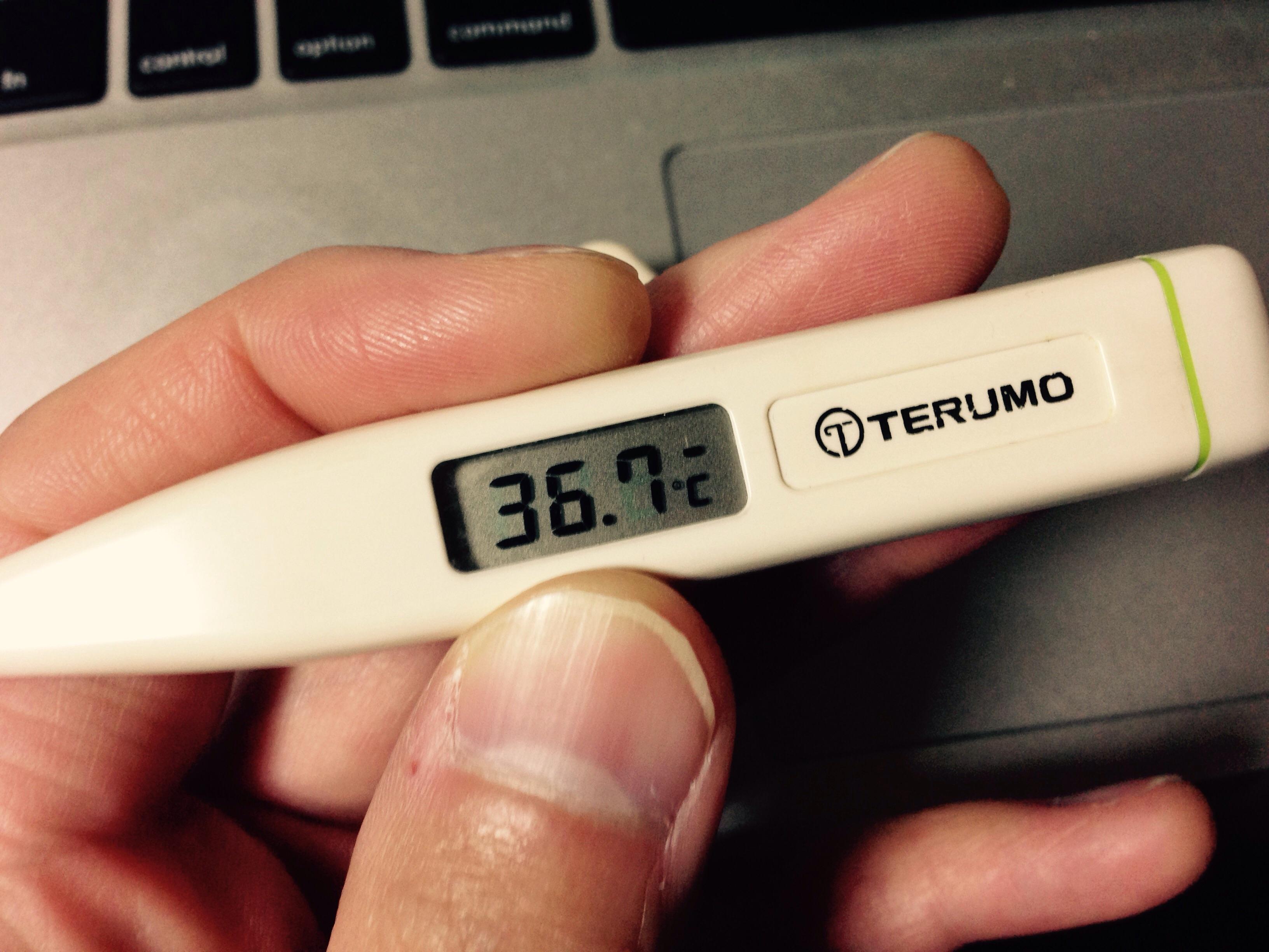 熱はないぞ♪