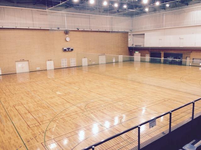 大浜体育館