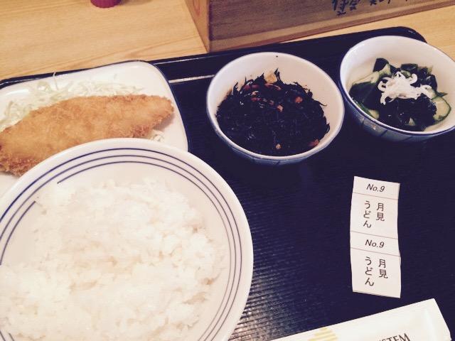 よく食べました