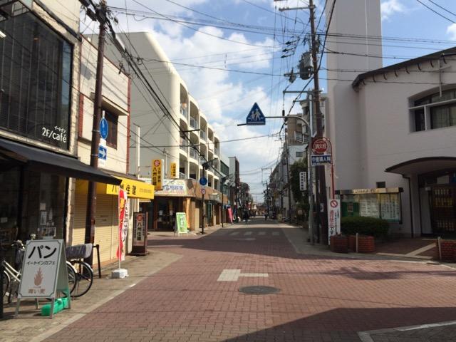 堺市駅商店街