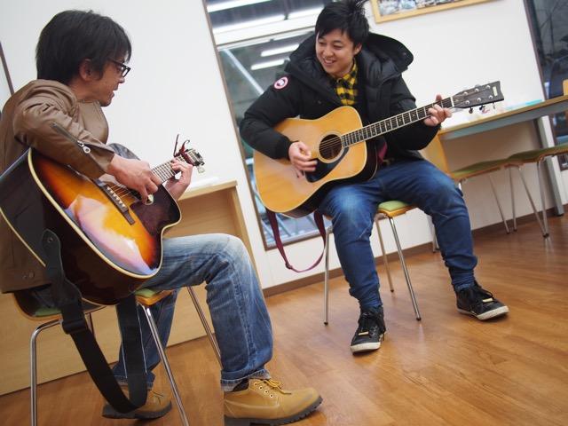 津波 ギター