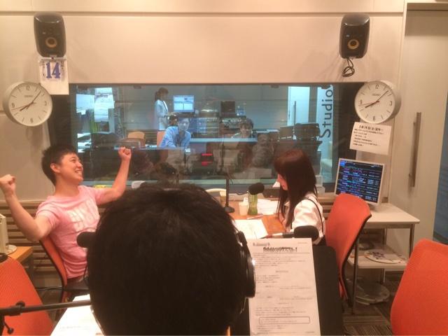 ABCラジオ『cheers!』