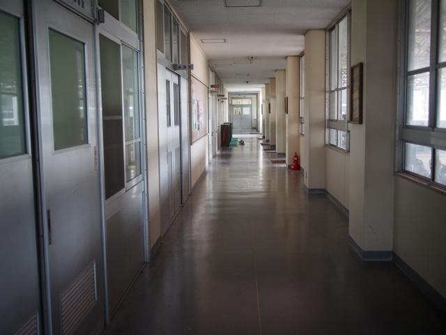 堺市南八下中学校