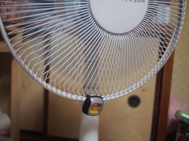ハイブリッド扇風機