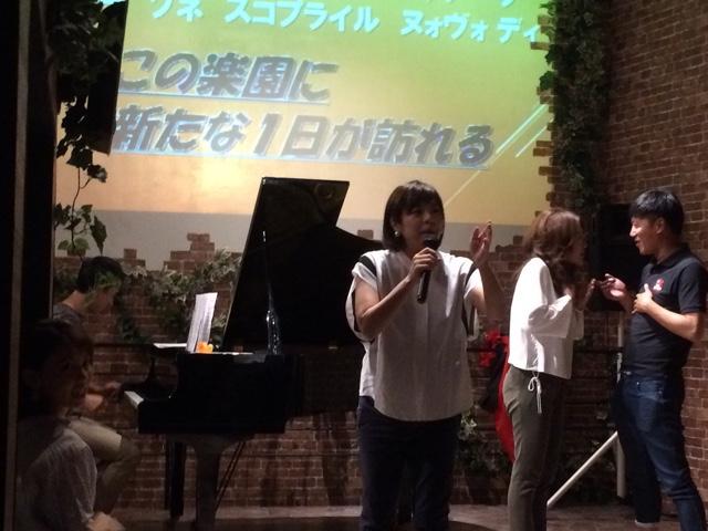 喜多ちゃん卒業式