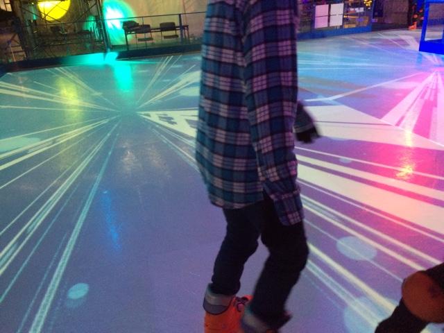 弁天町 スケート