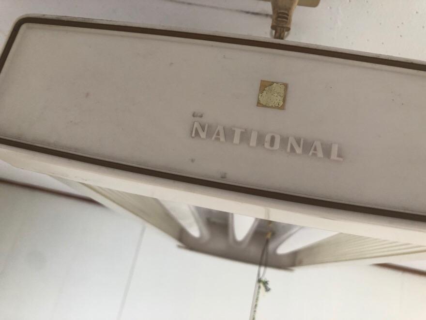 一階部分の電気工事